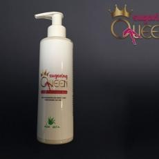 Creme-Gel-Haarwuchsstop mit Aloe Vera